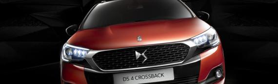 DS 4 Crossback на автомобильном рынке Украины