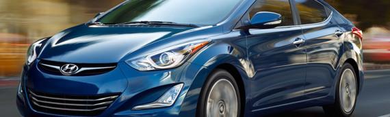 New Hyundai Elantra в Украине