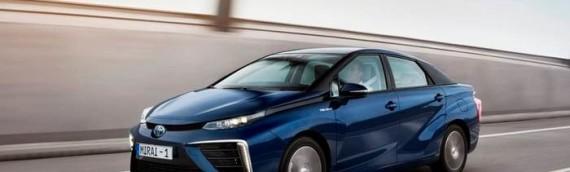 Toyota Mirai — «зеленый» автомобиль года