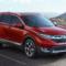 Honda CR-V – яркий и новый внедорожник увидел мир!