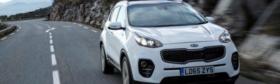Kia Sportage — самый продаваемый автомобиль в Украине